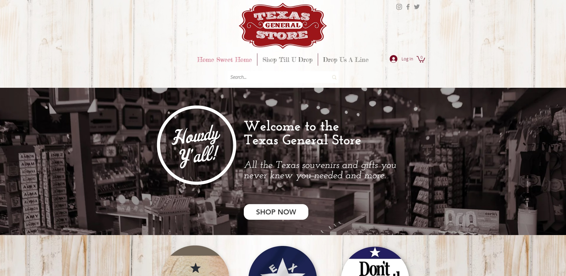 Fort Worth's Best Gift Shops