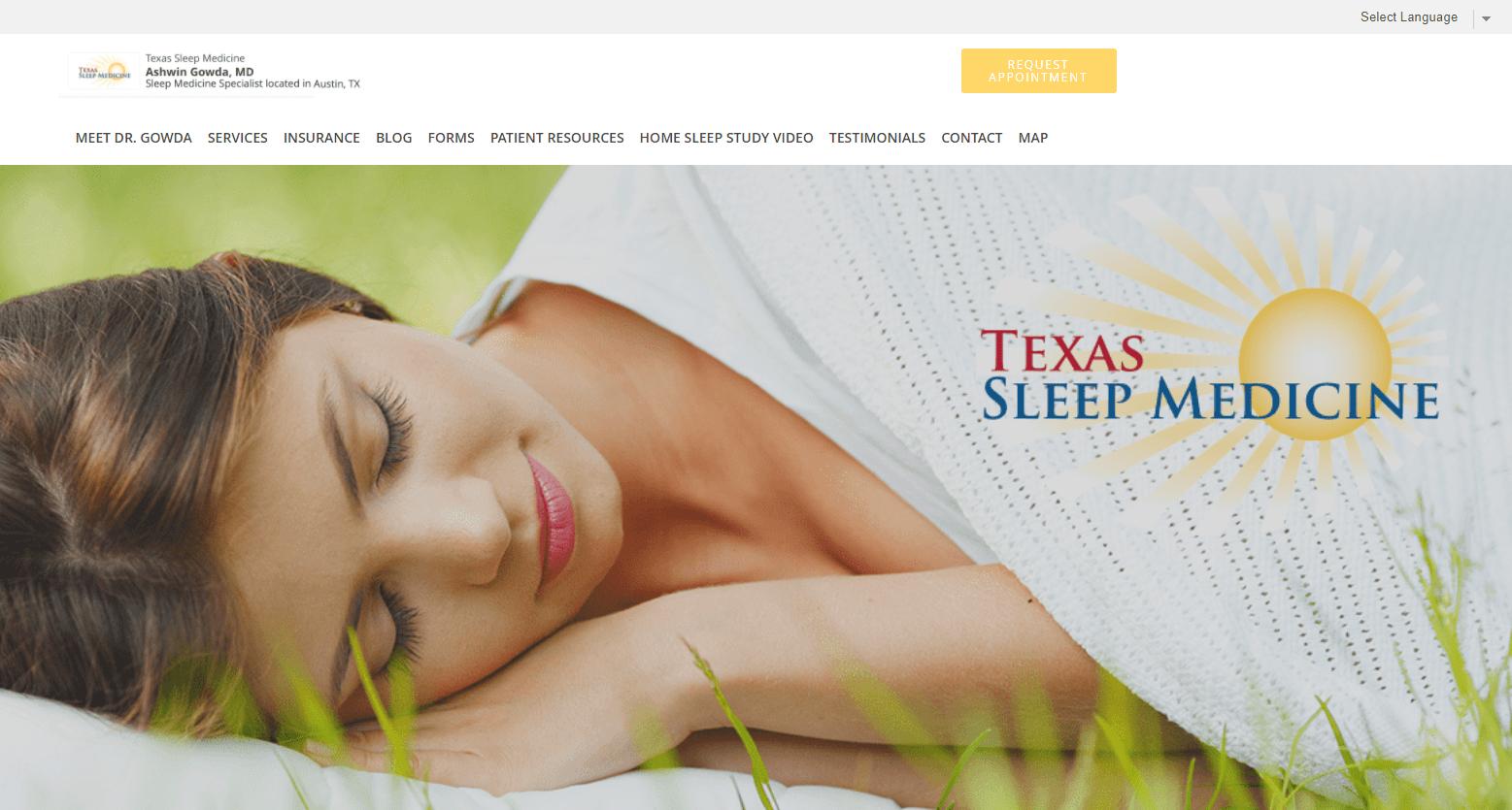 Austin's sleep clinic