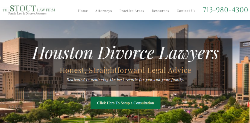 The Stout Law Firm in Houston