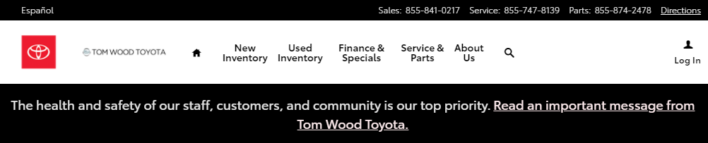 one of the best toyota dealer in indianapolis
