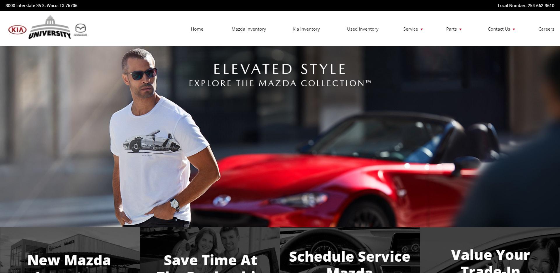 Fort Worth's Best Mazda Dealers