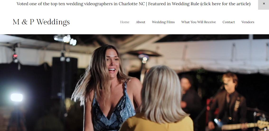 M & P Weddings