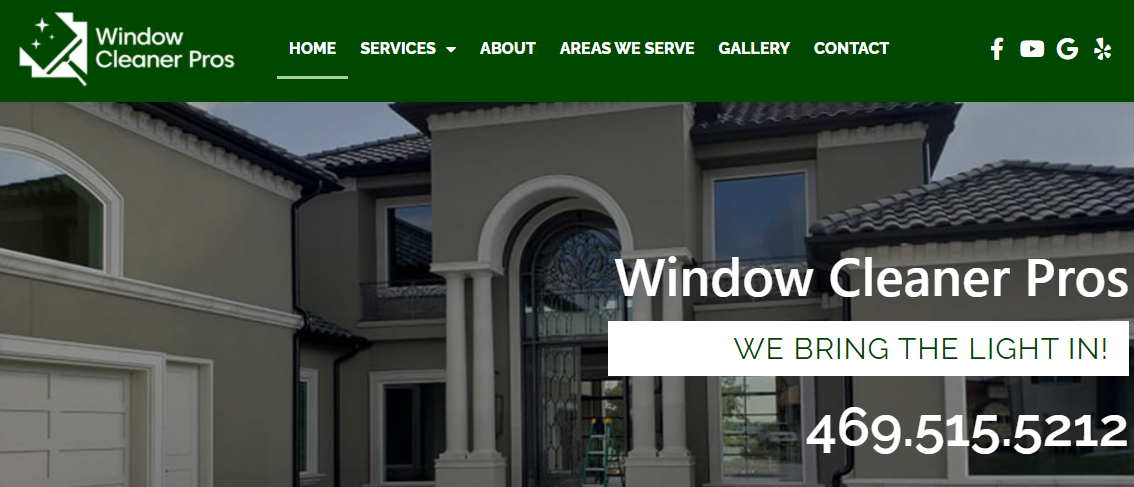 Window Cleaning Pros