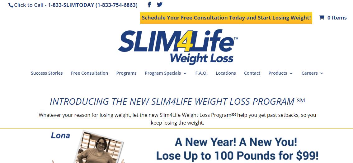 Slim4Life Weight Loss