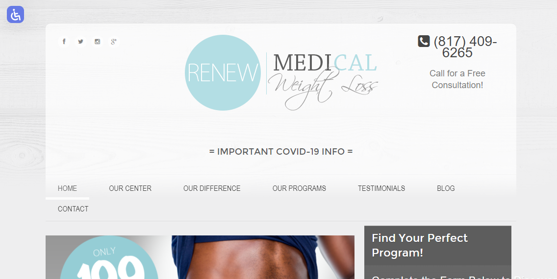 Renew Medical Weight Loss