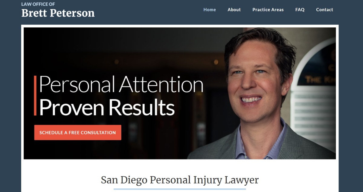Best Medical Malpractice Attorneys in San Diego