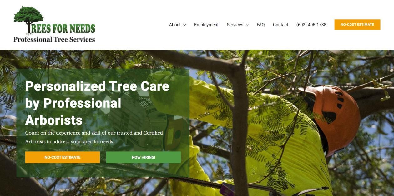Tree Specialists in Phoenix