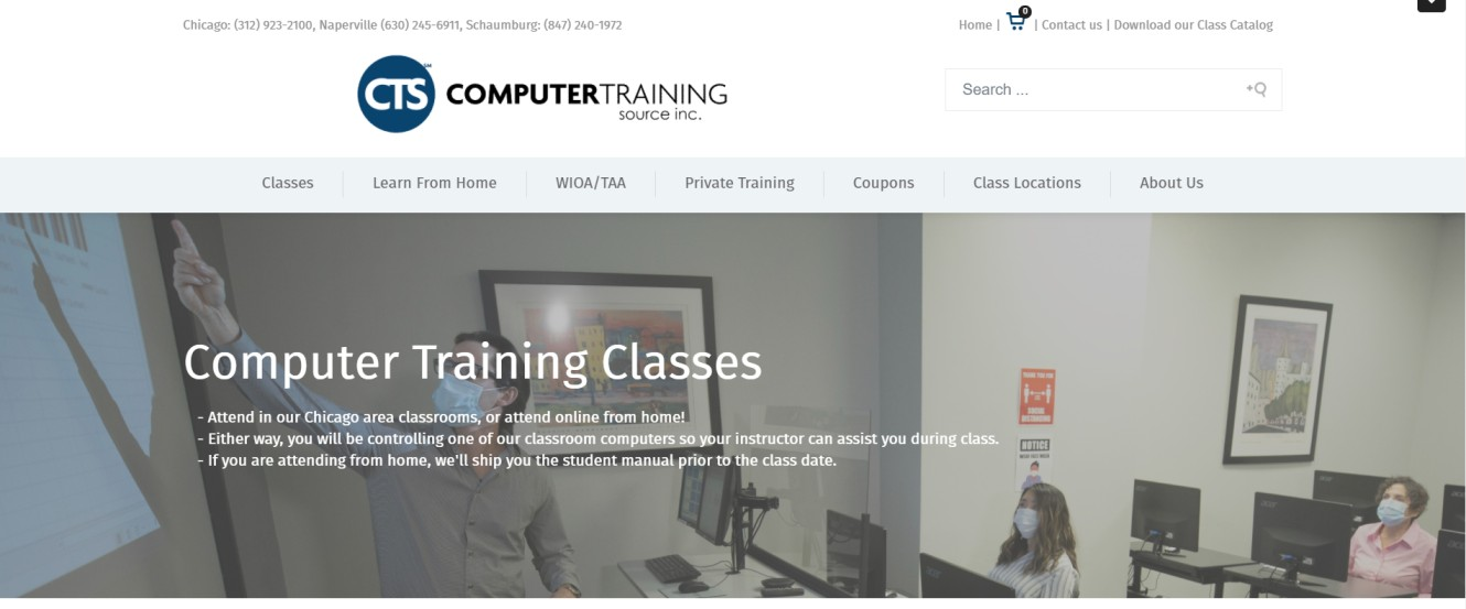 Best Corporate Training Centers in Chicago
