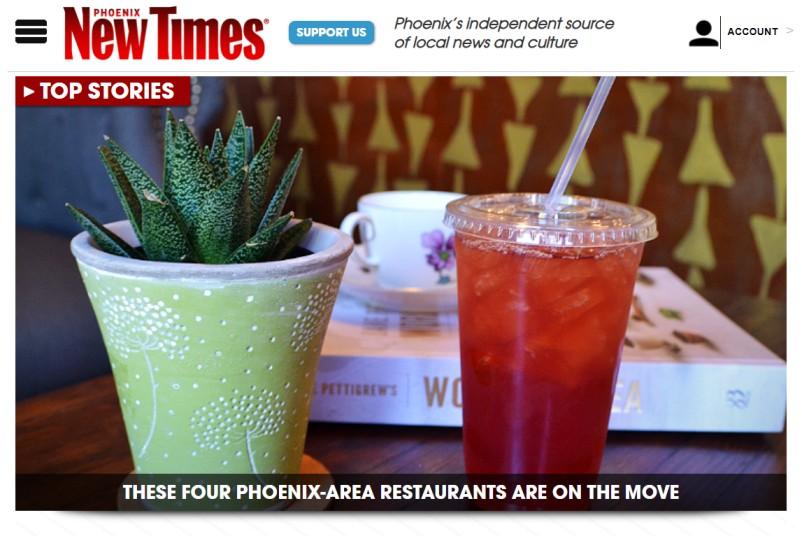 Newspaper Publishing House in Phoenix
