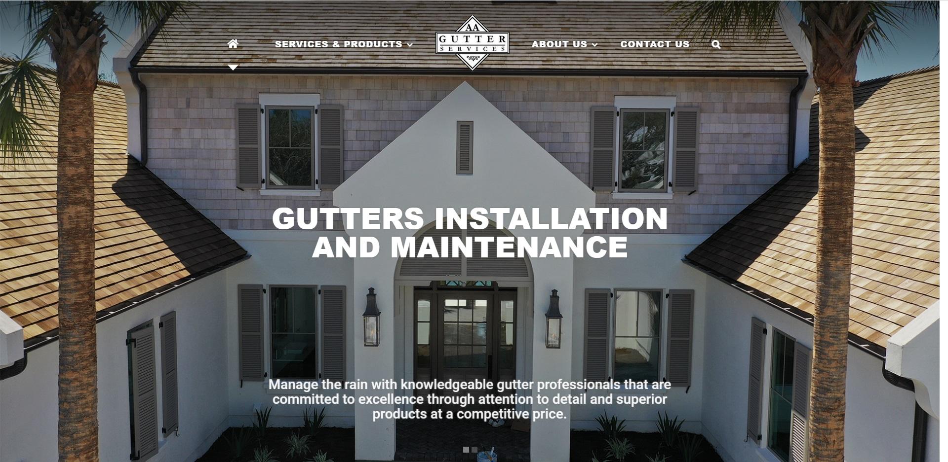 Jacksonville's Best Gutter Installers