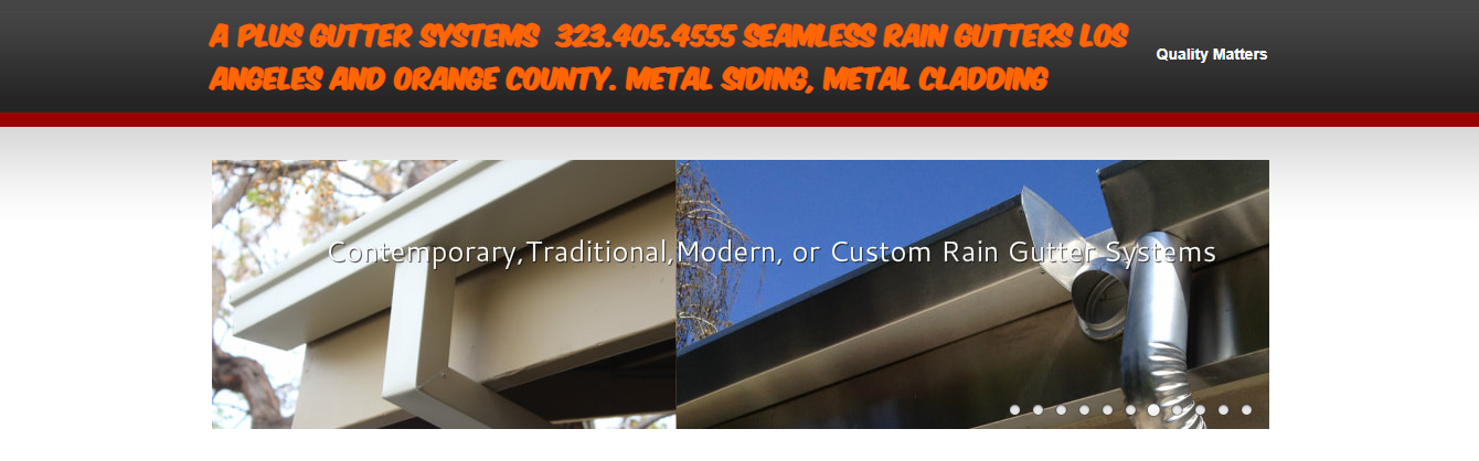 highly rated gutter companies in Los Angeles, CA
