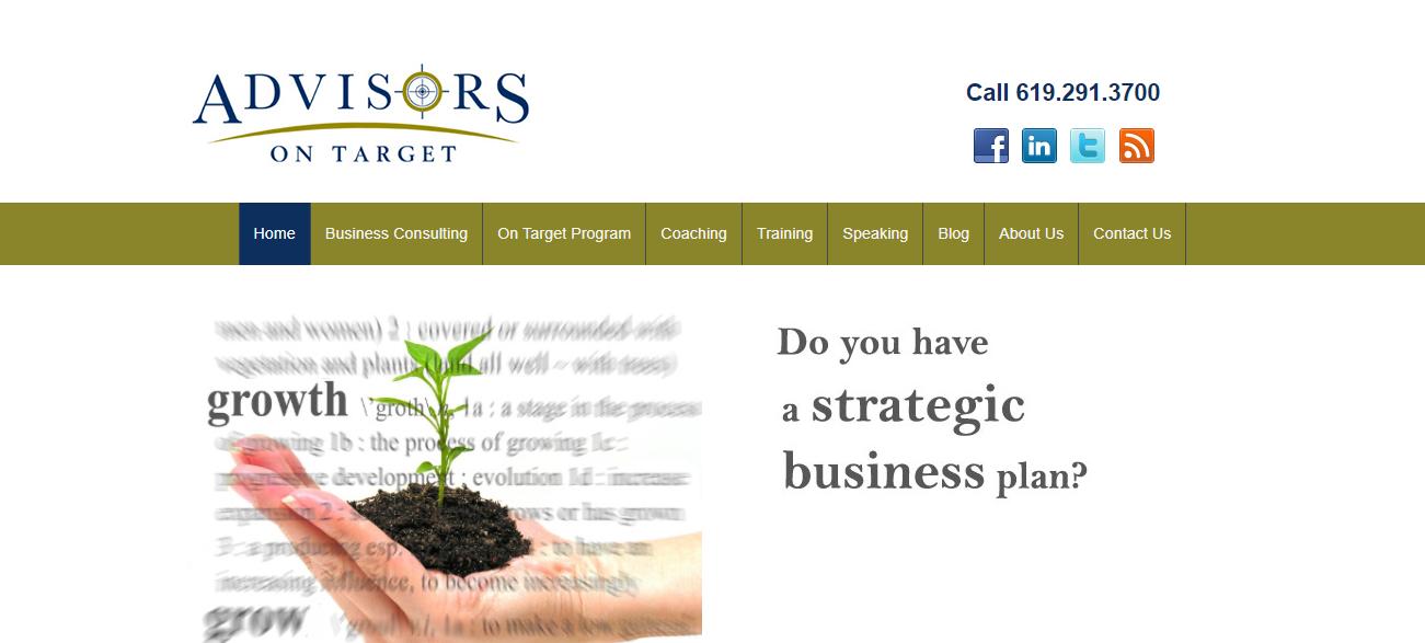 Advisors on Target, LLC in San Diego, CA