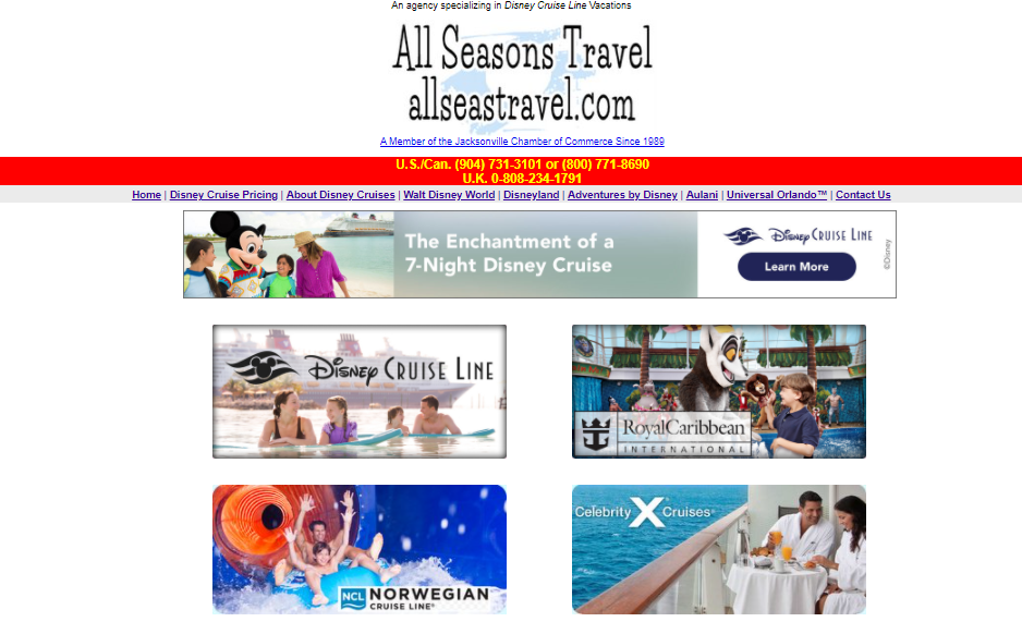 All Seasons Travel