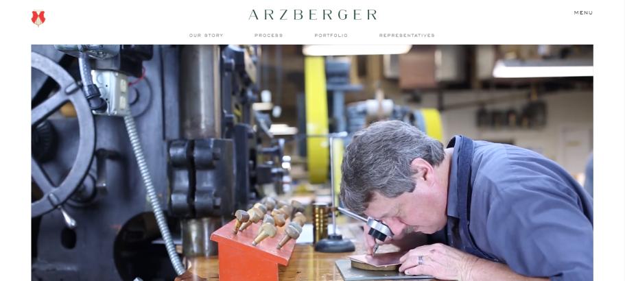 Arzberger Stationers in Charlotte, North Carolina