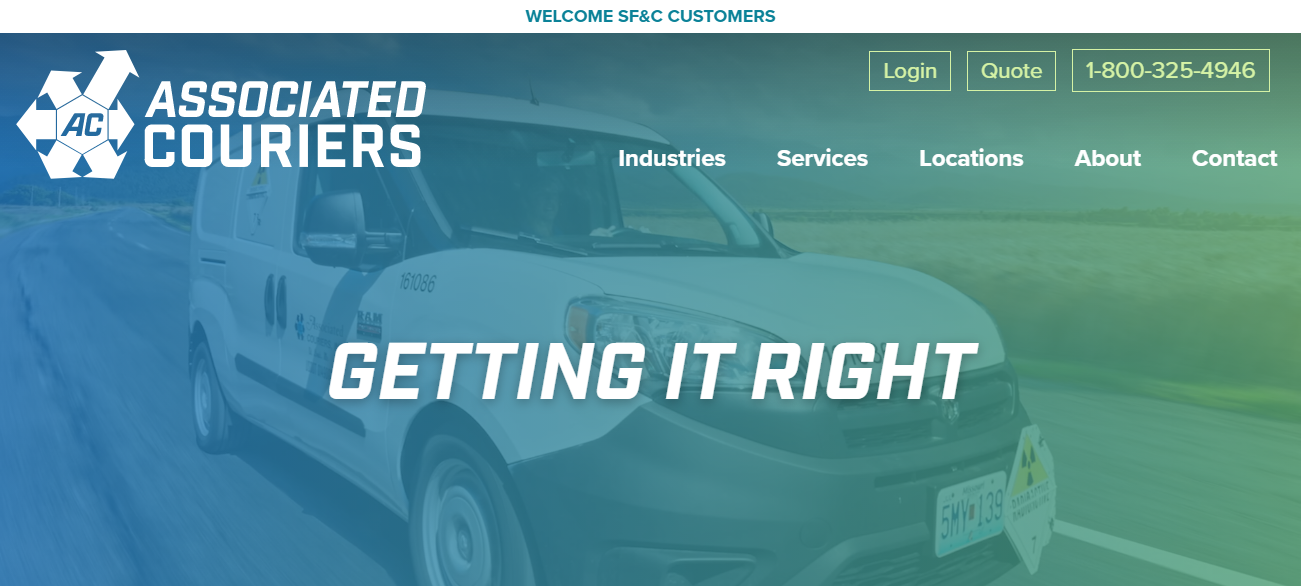 Associated Couriers in Jacksonville, FL