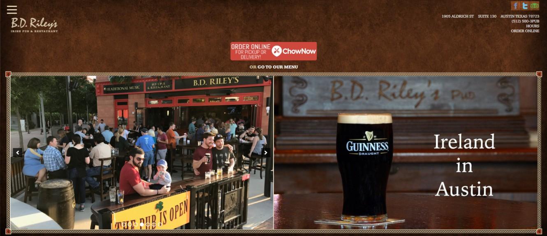 B.D. Riley's Irish Pub and Restaurant