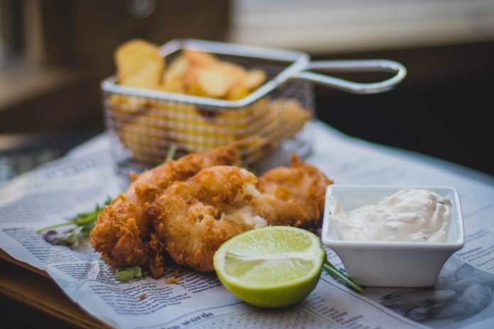 Best Fish and Chips in Columbus, OH