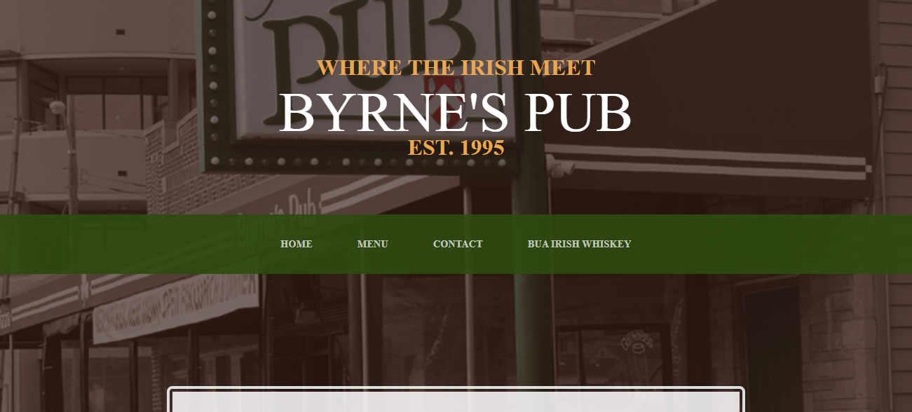 Byrne's Pub in Columbus, OH