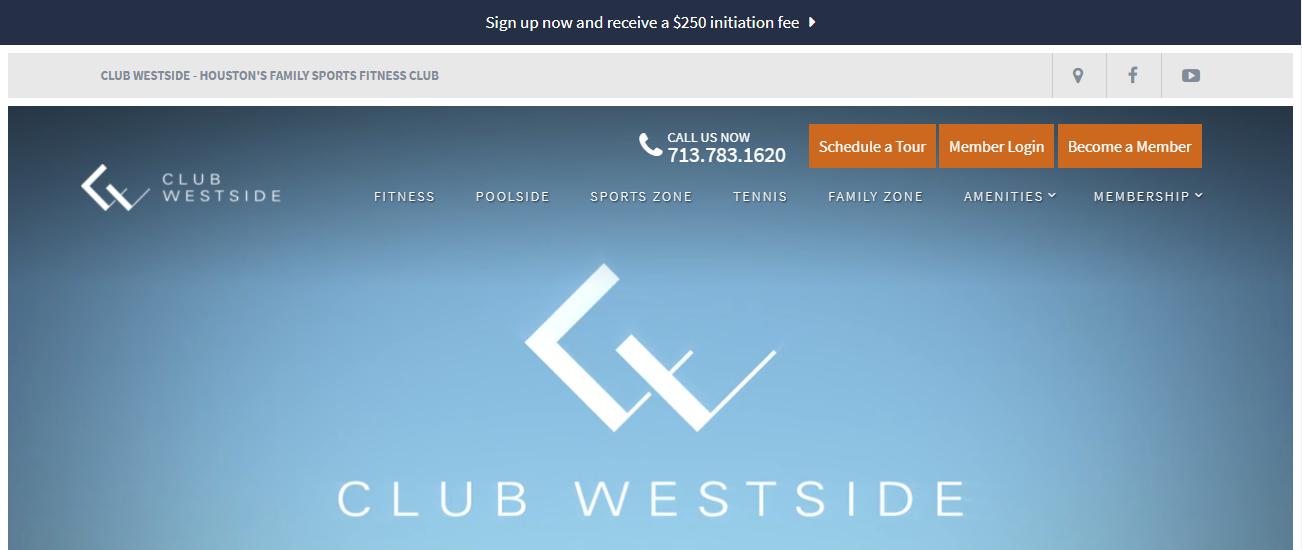 Club Westside in Houston, TX