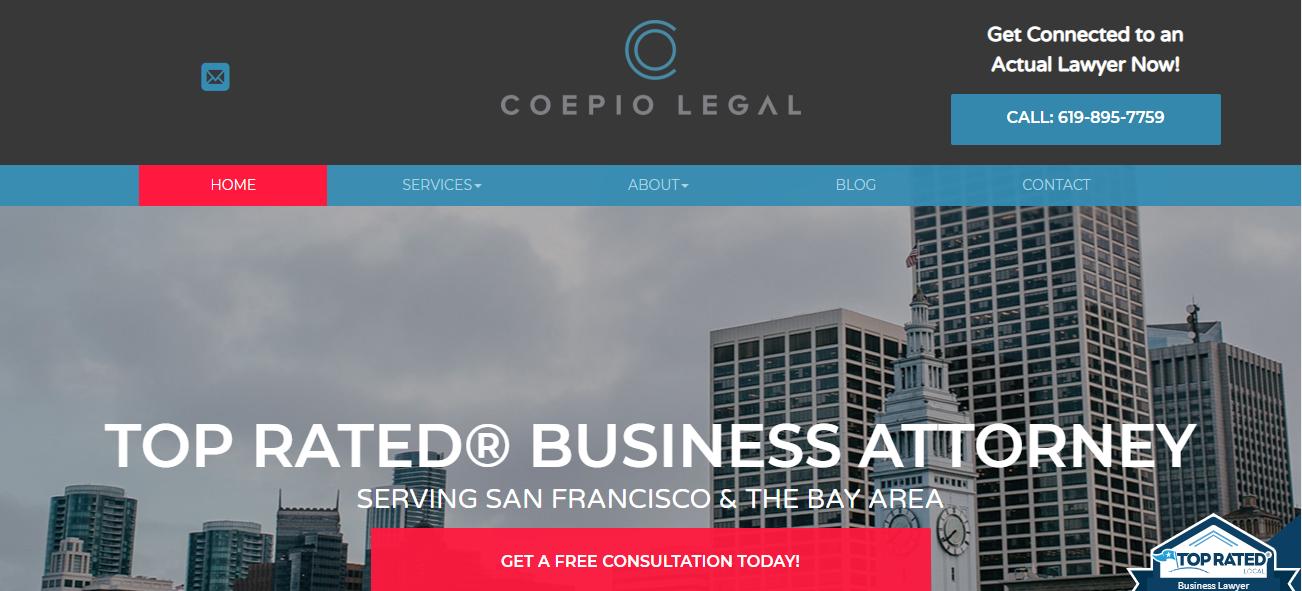 Coepio Legal in San Francisco, CA