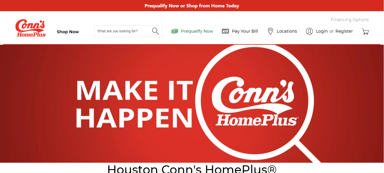 Conn's HomePlus in Houston, TX