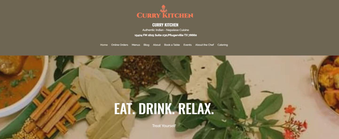 Curry Kitchen