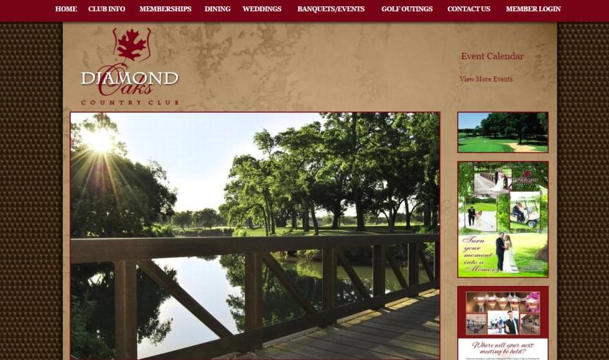 Diamond Oaks Country Club