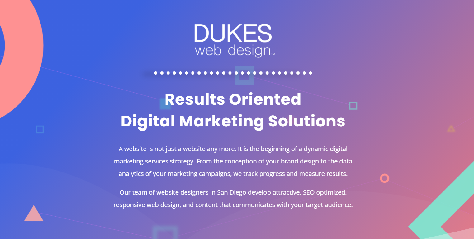 Dukes Web Design