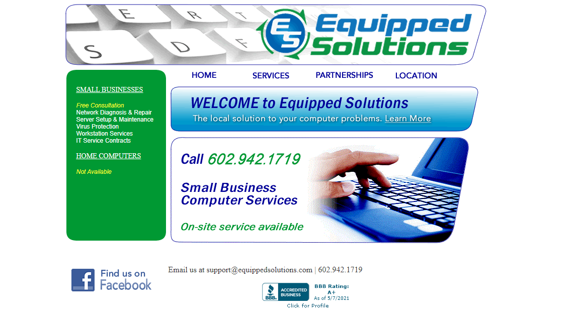 Equipped Solutions