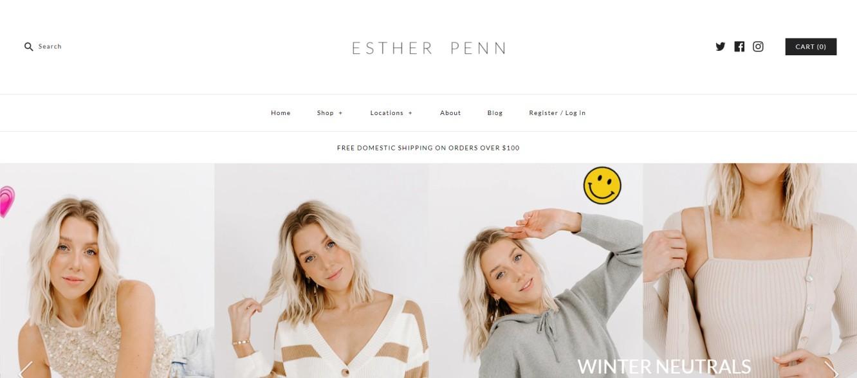 Esther Penn