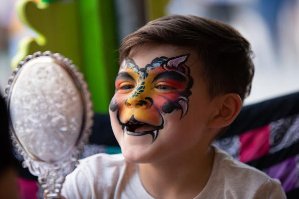 Faces By Me! Face Painting
