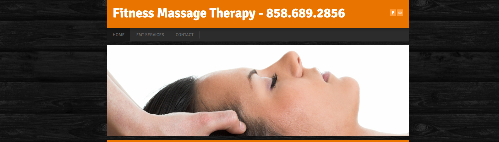 Fitness massage therapy