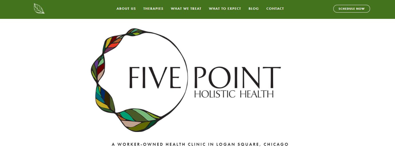 Five Point Holistic Health