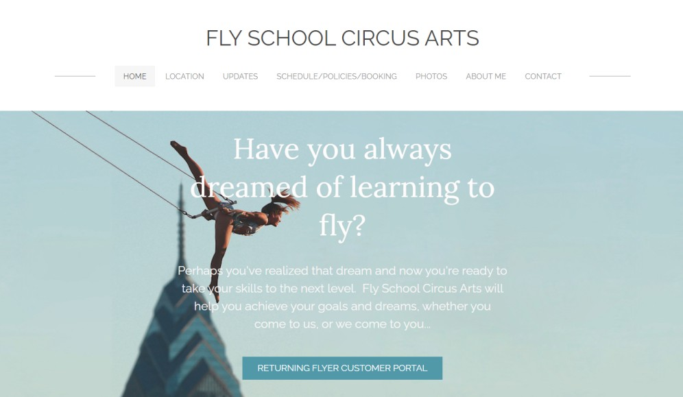 Fly School Circus Arts