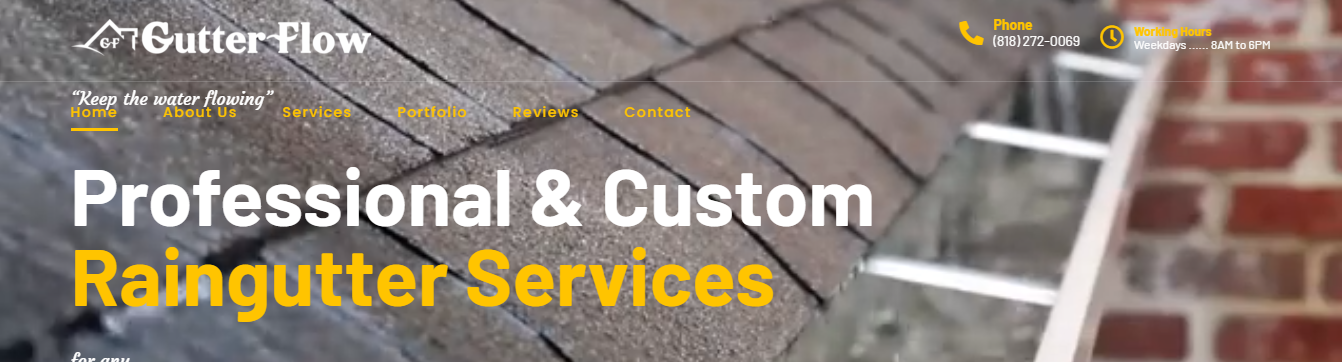 professional gutter installers in Los Angeles, CA