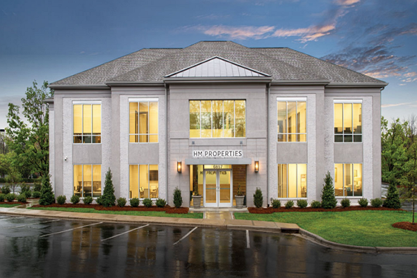 HM Properties - SouthPark Office