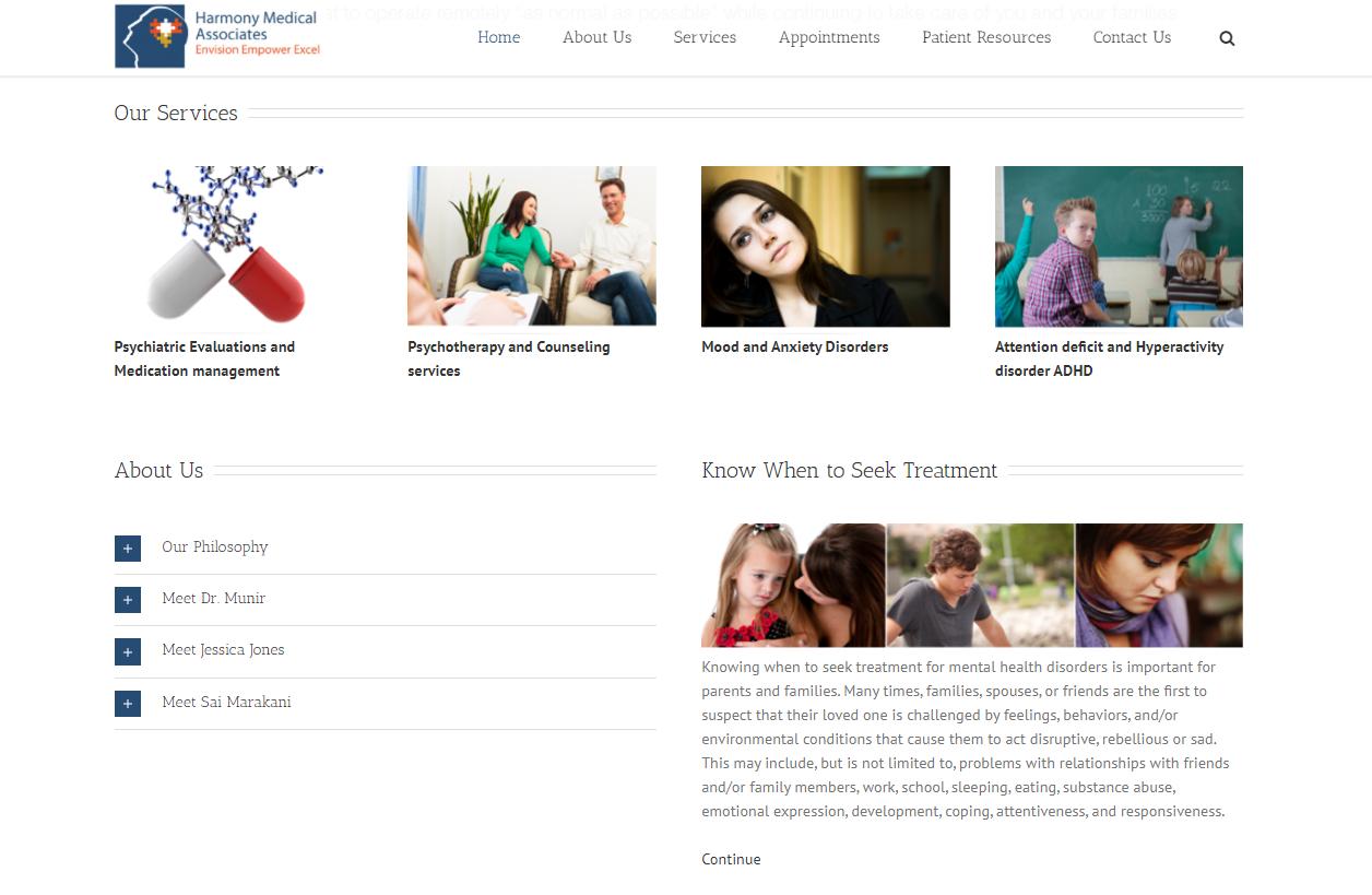 Harmony Medical Associates