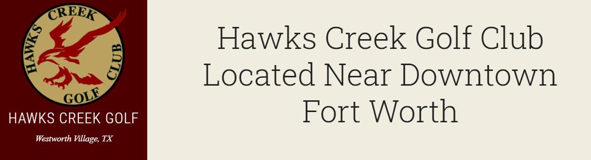Hawks Creek Golf
