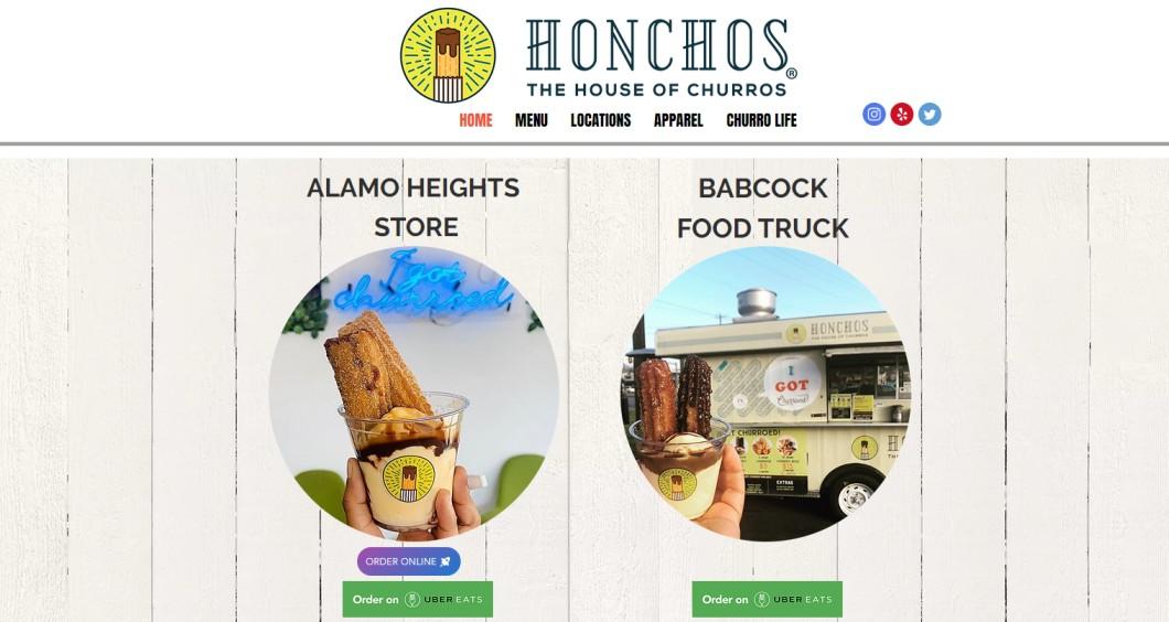 Honchos the house of churros