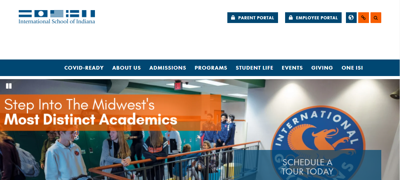 International School of Indiana in Indianapolis, Indiana