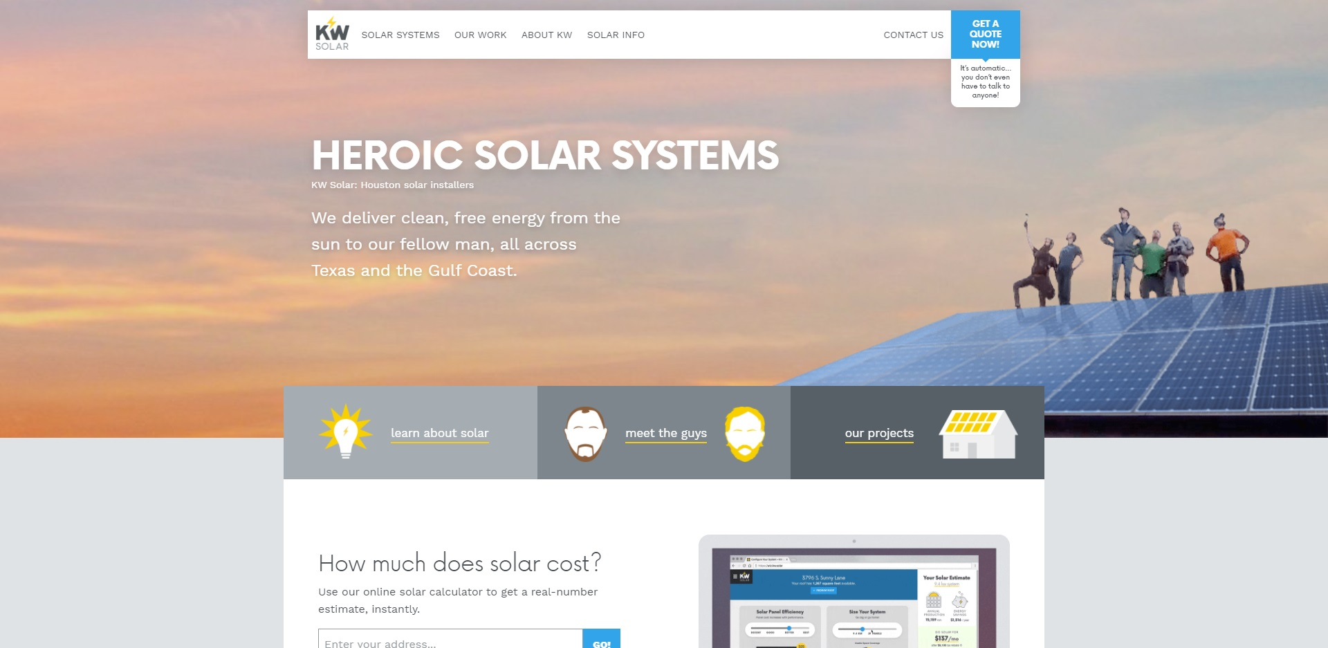 The Best Solar Battery Installers in Houston