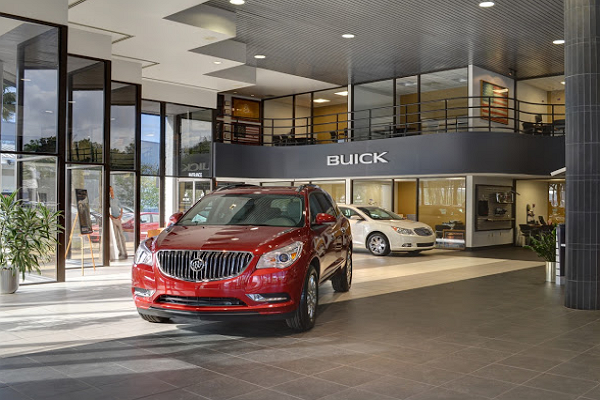 Key Buick GMC