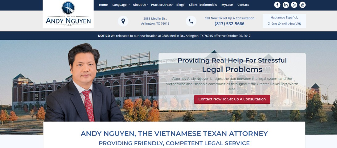Law Office of Andy Nguyen
