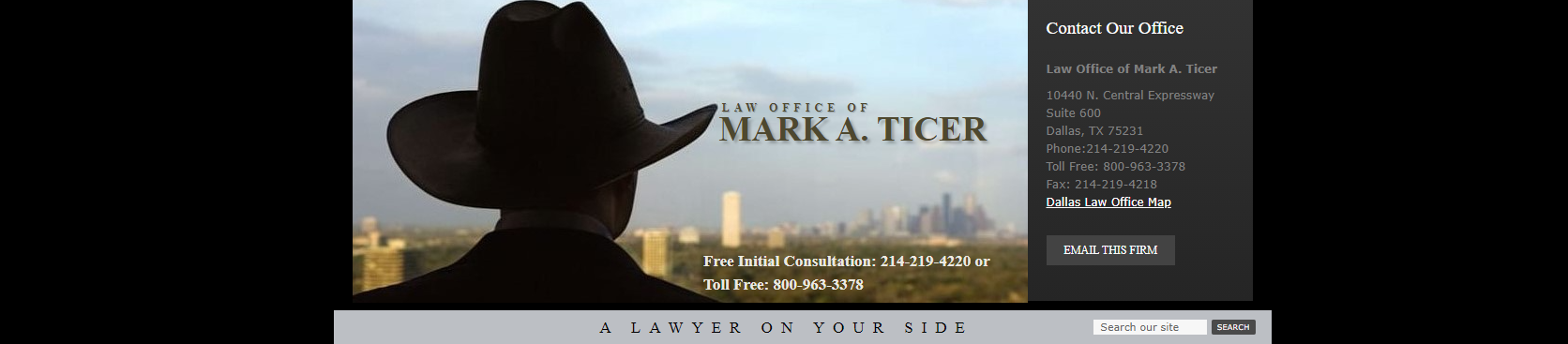 Law Office of Mark A. Ticer