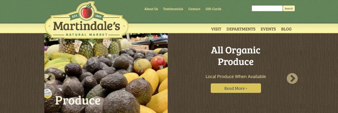 Martindale's Natural Market