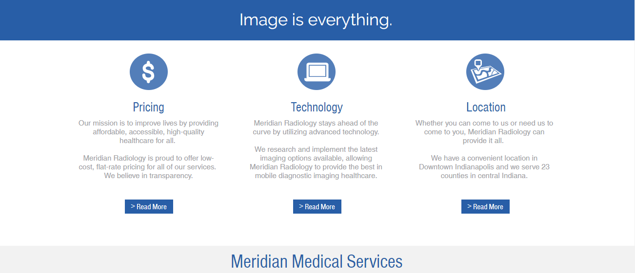 Meridian Medical Services in Indianapolis, Indiana