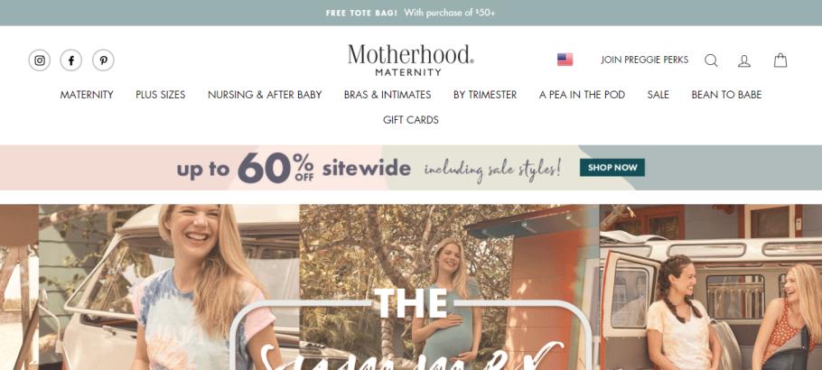Motherhood Maternity in Indianapolis, Indiana