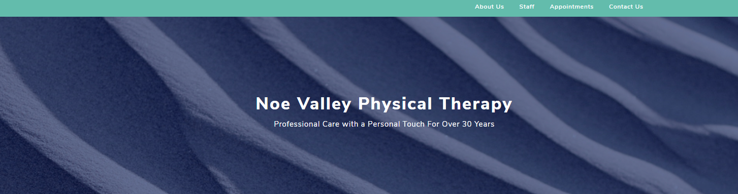 Noe Valley Physical Therapy