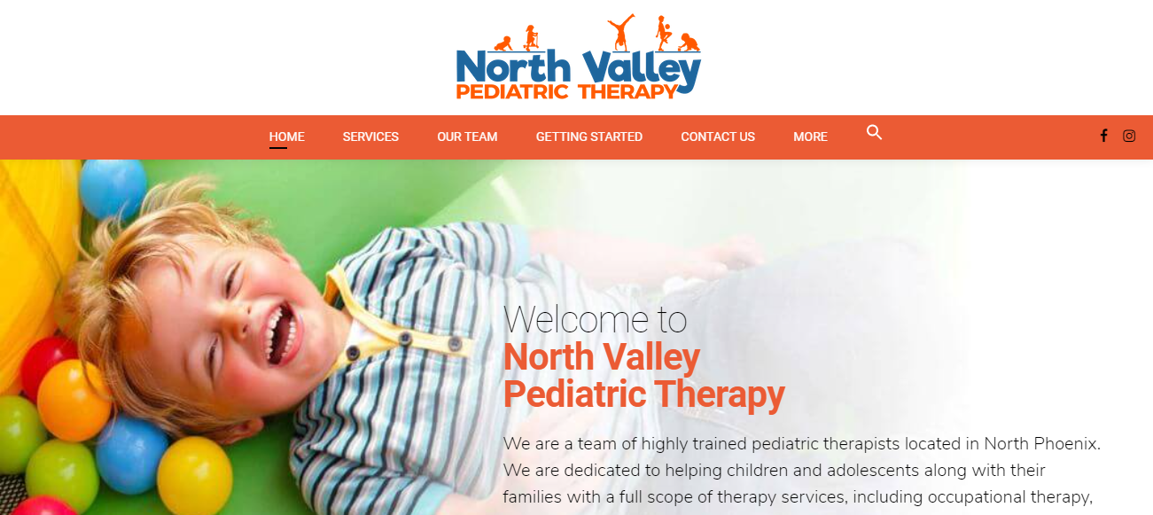 North Valley Pediatric Therapy in Phoenix, AZ