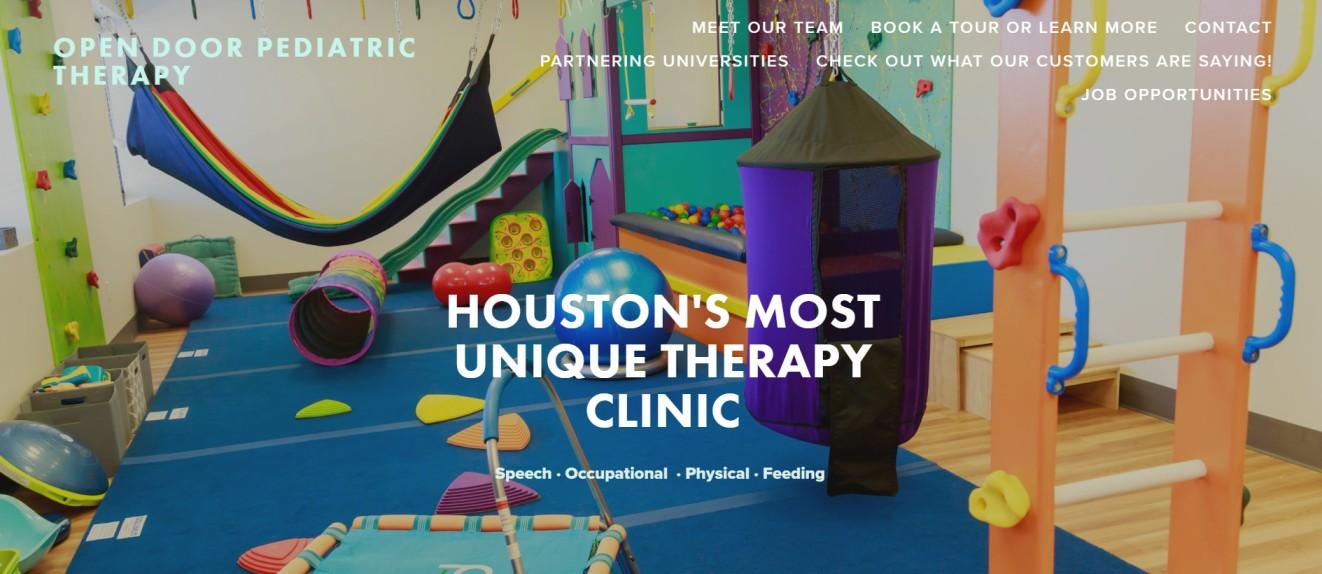 Open Door Pediatric Therapy